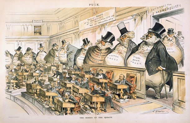 a history of the gilded age the age of robber barons and government corruption