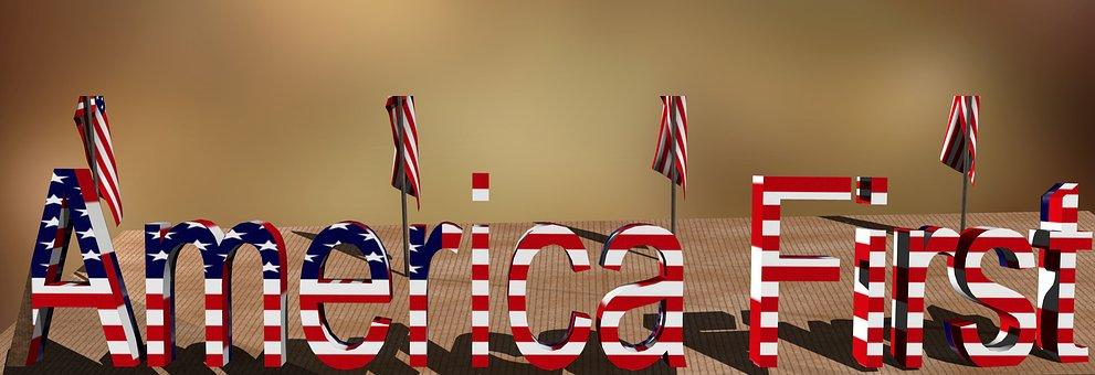 America First, america